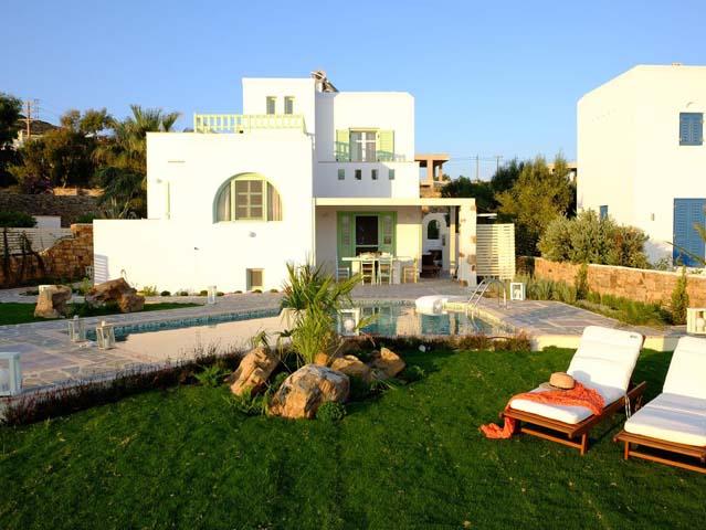 Valea Villa  Naxos