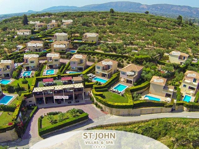 St John Villas  Suites and Spa