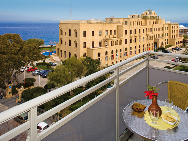 Grand Hotel Rhodes Town Thomas Cook