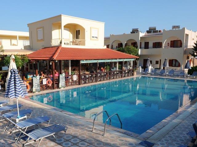 Chrysanthi Hotel Apartments