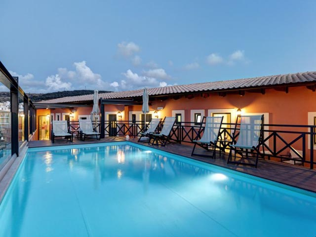 Book Now: Ionia Suites Rethymno Town