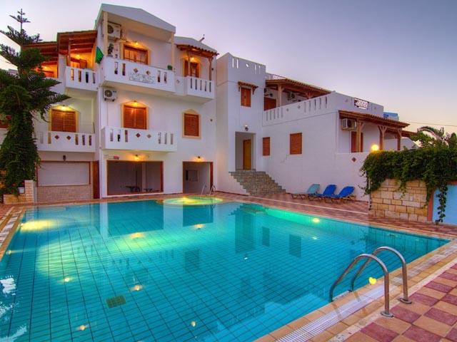 Adonis Hotel Agia Galini