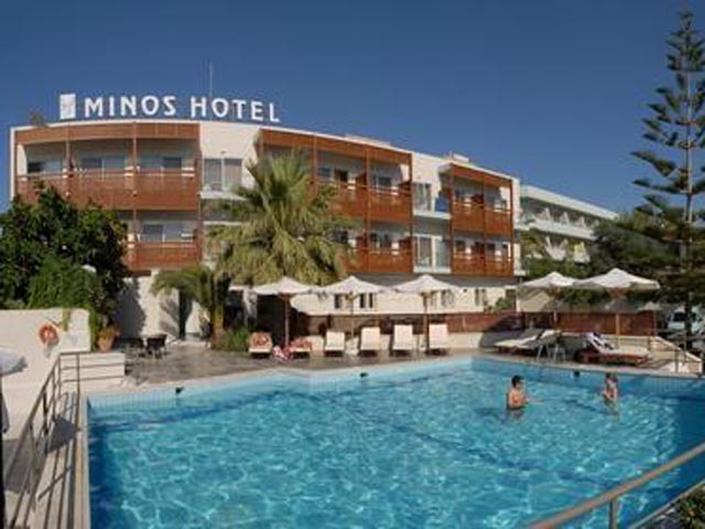 Book Now: Minos Hotel