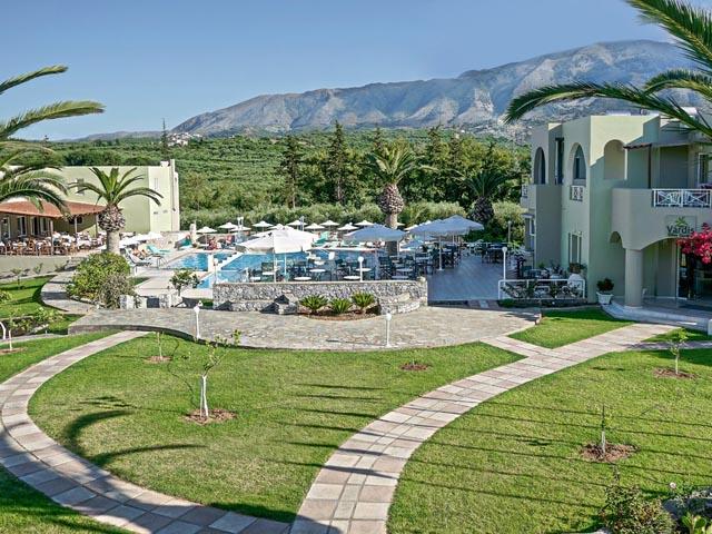Vardis olive garden hotels georgioupolis chania crete greece for Olive garden va beach