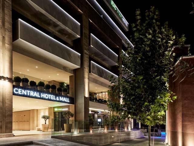 Κράτηση: Ibis Styles Heraklion Central Hotel