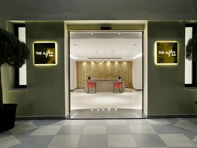 Alley Hotel Boutique Spa