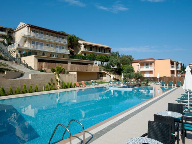 Marina Apartments Corfu