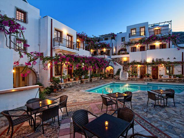 Villa diktynna hotels koutouloufari piskopiano for Blue sea motor inn