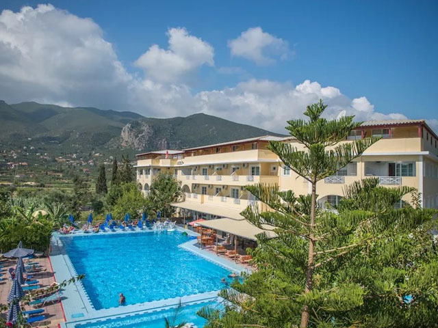 Book Now: Koukounaria Hotel & Suites