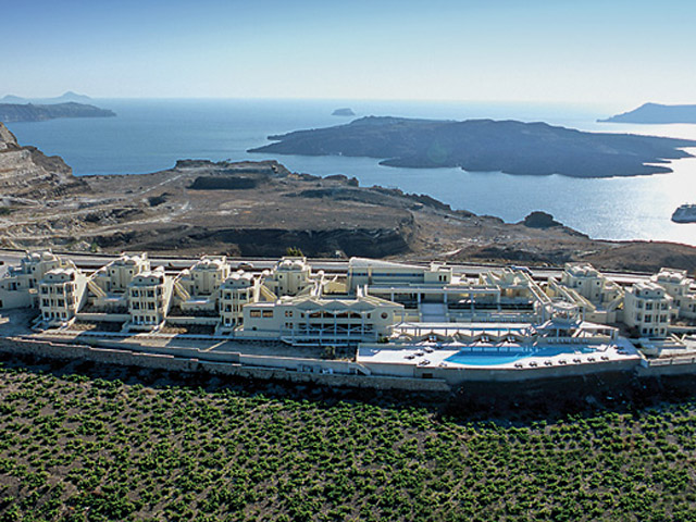 The Majestic Hotel Santorini