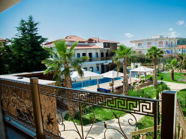 Book Now: Greek Pride Hotel Apartments