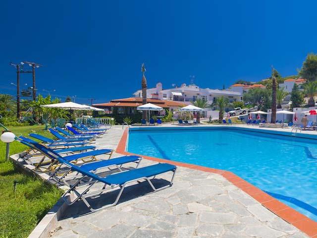 Book Now: Halkidiki Palace Hotel