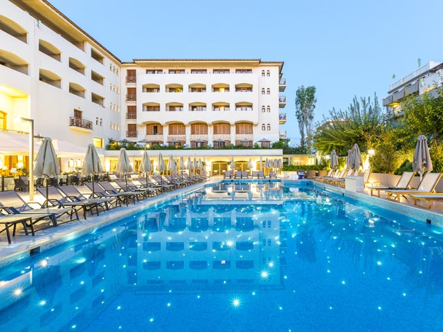Book Now: Theartemis Palace Hotel