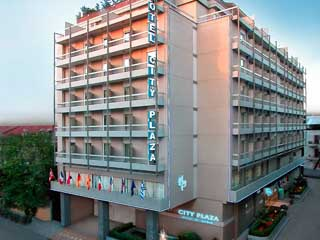 City Plaza Athens Hotel