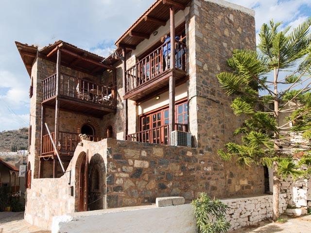 Elounda Monastery Stone Home