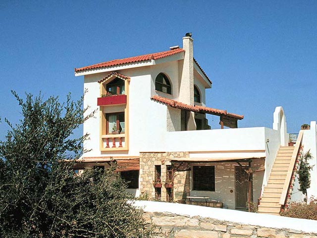 Book Now: Iliatoras Villa