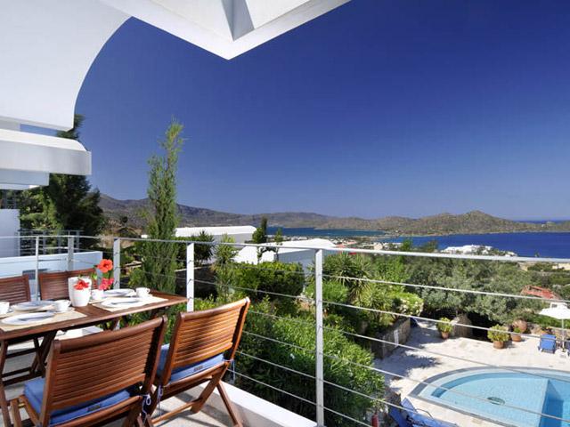 Elounda vista villas 4 stars luxury villa in elounda for Villas vista suites