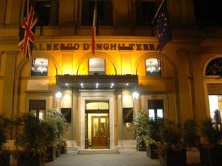 D'Inghilterra Hotel