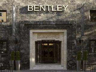 Bentley Hotel, Genova
