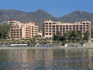 Hotel El Fuerte, Marbella