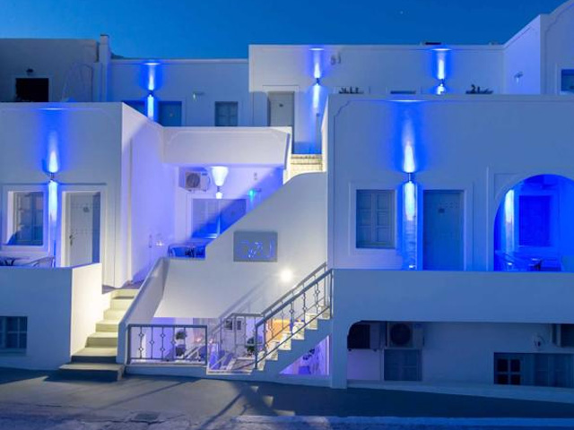 Book Now: Azul Hotel