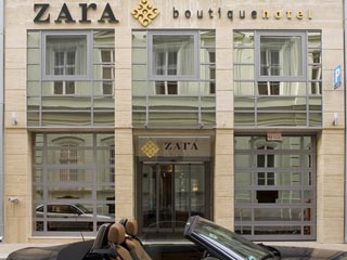 Zara Boutique Hotel
