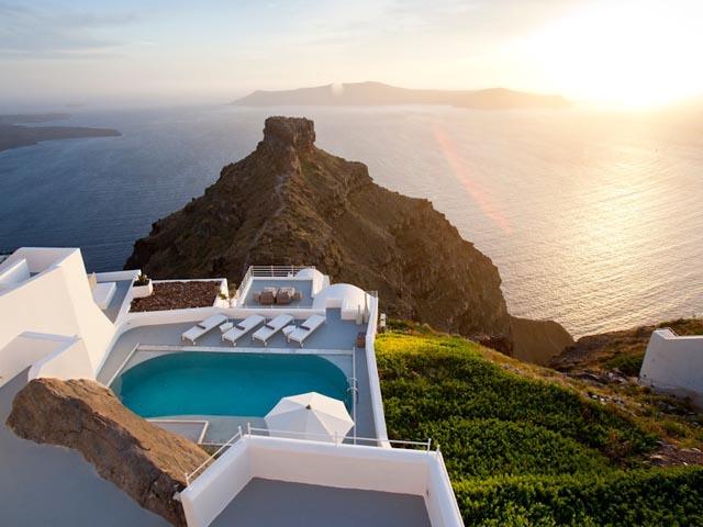 Santorini grace hotel hotels imerovigli santorini for Grace hotel santorin