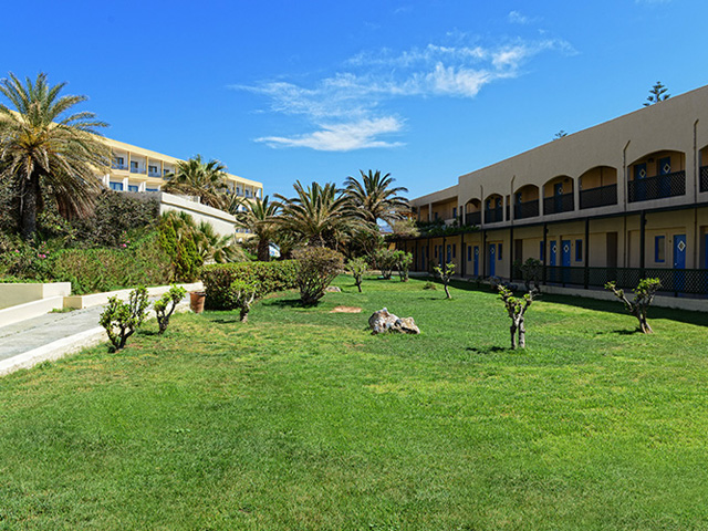 Aphrodite Beach Hotel Crete Booking