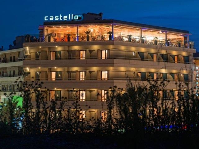 Castello City Hotel Hotels Heraklion City Heraklion