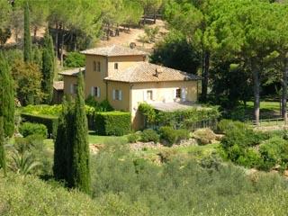 Villa Argentario