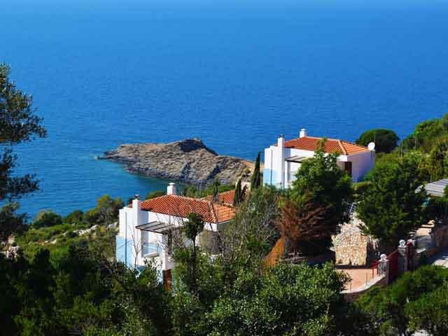 Okeanides Luxury Villas