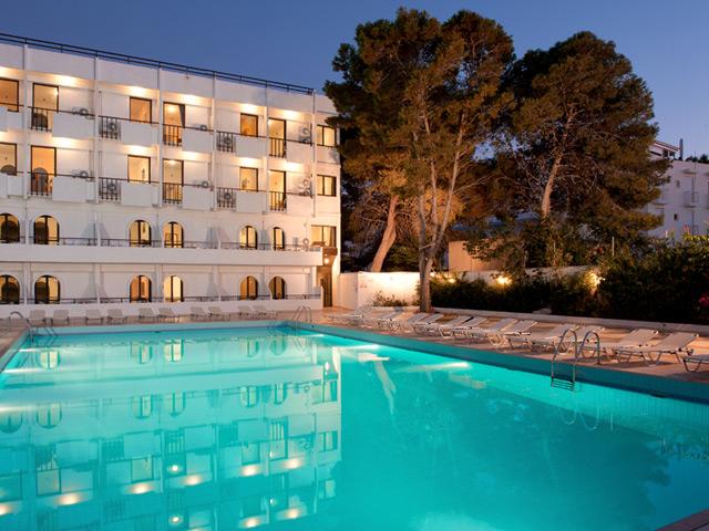 Book Now: Heronissos Hotel