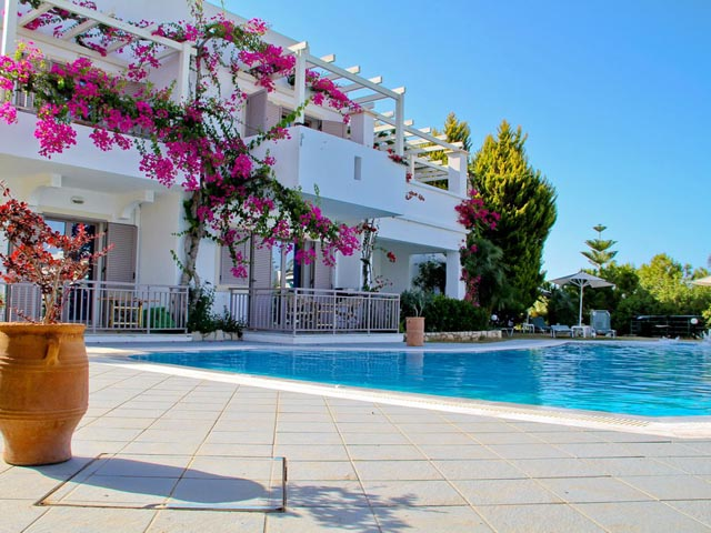Hotels Near Nana Beach Crete