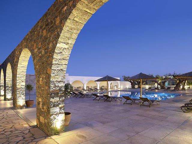 Chc Coriva Beach Hotel Koutsounari