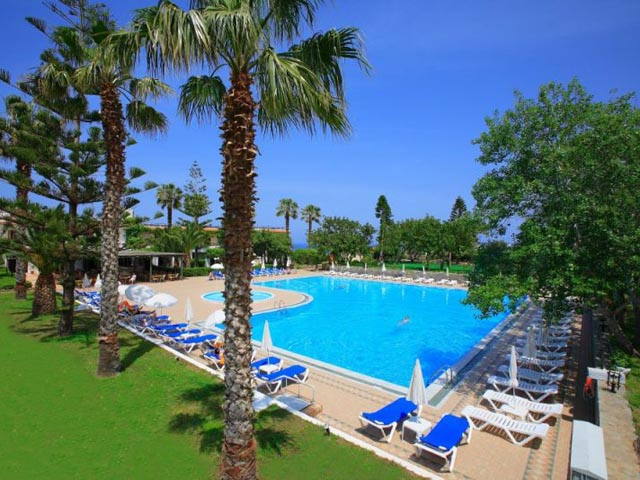 Book Now: King Minos Palace Hotel & Bungalows