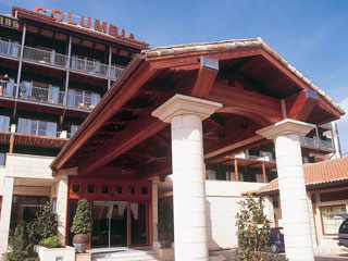 Columbia Beachotel