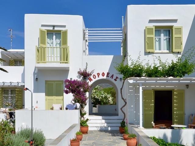 Morfeas Apartments