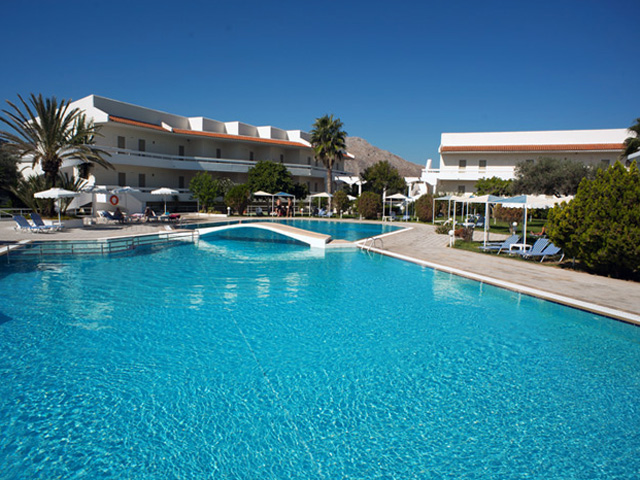 Kolymbia Niriides Hotel