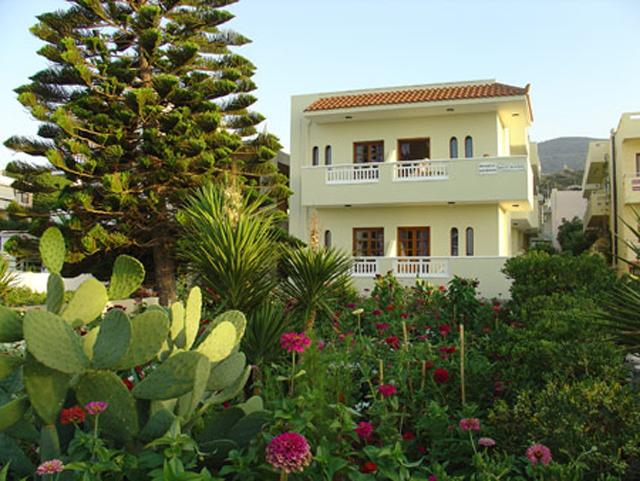 Sea gull studios hotels stalis heraklion crete greece for Blue sea motor inn