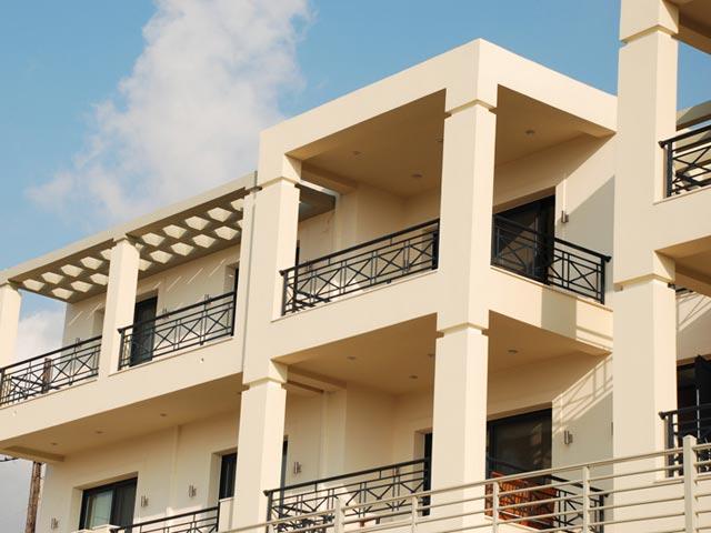 Sugar Almond Luxury Apartments Hotels Agios Stefanos