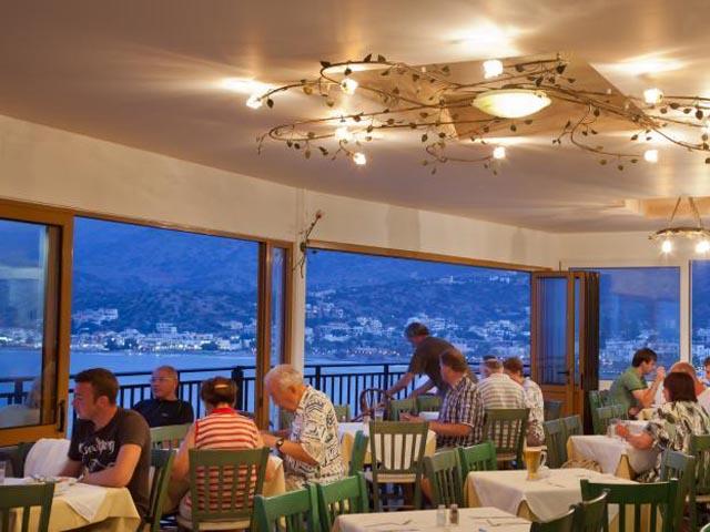 Horizon beach hotel крит