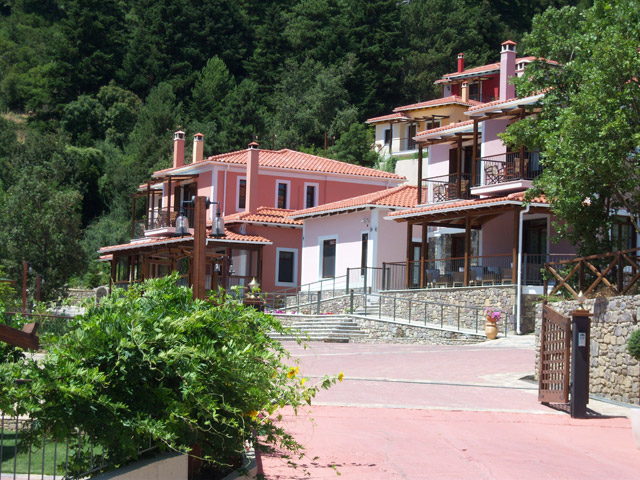 Ilaeira Mountain Resort