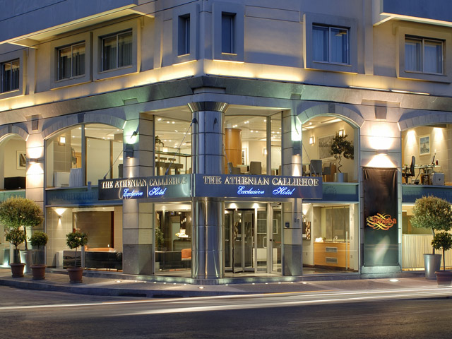 Book Now: Athenian Callirhoe Exclusive Hotel