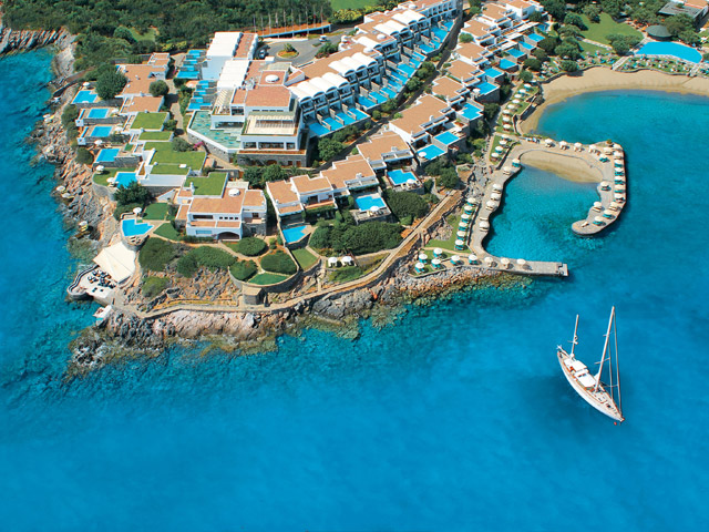 Book Now: Elounda Peninsula All Suite Hotel