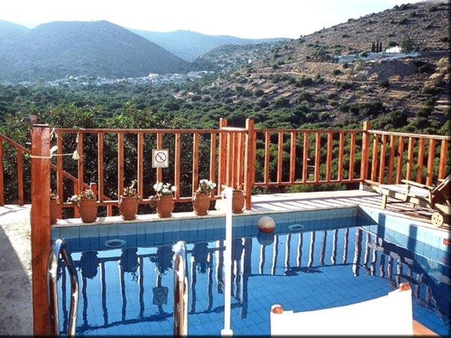 Elounda Erato And Clio Stone Home Shared Swimming Pool Hotels Elounda Lassithi Crete Greece