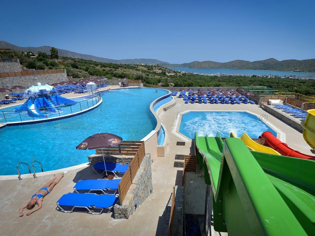 Book Now: Elounda Residence Water Park