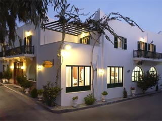 Apollon boutique hotel paros hotels parikia paros for Apollon greek and european cuisine