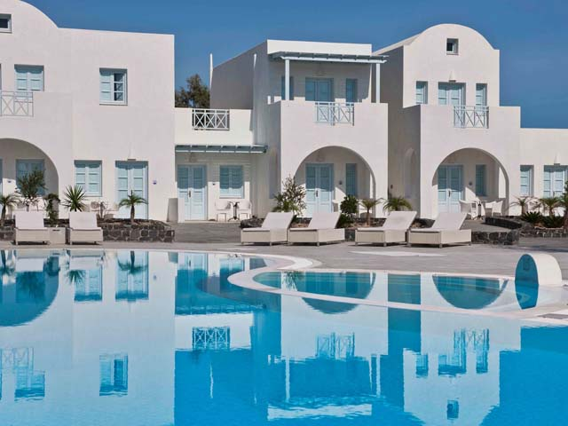 Book Now: El Greco Hotel Santorini