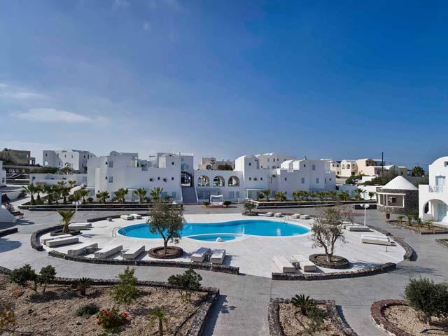 El Greco Hotel Santorini, hotels Fira - Firostefani, Santorini, Cyclades Islands, Greece