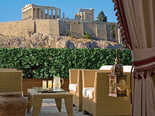 Divani acropolis palace 5 stars luxury hotel in athens for Divani palace acropolis
